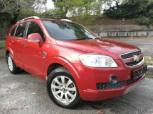 2010 CHEVROLET CAPTIVA 2.0 (A) CRDI TURBO DIESEL AWD