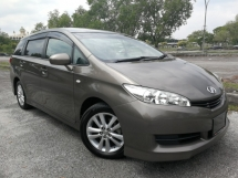 2010 TOYOTA WISH 1.8 (A) VALVEMATIC 7SPD HP143 PUSH START