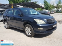 2006 TOYOTA HARRIER 240G