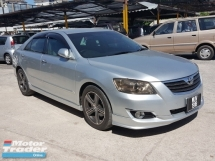 2007 TOYOTA CAMRY 2.0G, One Owner, Full BodyKit, Electronic Leather Seat