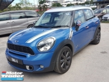 2012 MINI Countryman UK Edition