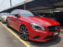 2014 MERCEDES-BENZ CLA 200 done 21k km