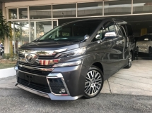 2016 TOYOTA VELLFIRE 2.5 ZG Edition MUST VIEW UNIT BEST IN TOWN PROMOTION [PLS CALL ME FOR MORE INFO]
