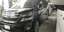 2014 TOYOTA VELLFIRE GOLDEN EYES2 2.4 / 7 SEATER / HARI RAYA OFFER / HARGA MURAH & KERETA TIPTOP
