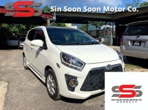2015 PERODUA AXIA 1.0 SE FULL Spec (MANUAL) 2015 Only 1 UNCLE Owner 58K Mileage AIRBEG SE BODYKIT, PERODUA RECORD