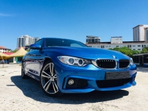 2014 BMW 4 SERIES 428I M SPORT (UNREG) TIP TOP CONDITION 1 YR WRTY