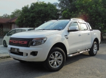 2014 FORD RANGER 3.2 Wildtrak 4x4 6Speed ReverseCamera Facelift LikeNEW