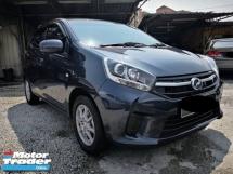 2018 PERODUA AXIA 1.0 (A) Lucky Draw Unit, Under Perodua Warranty