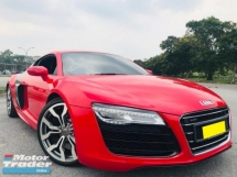 2013 AUDI R8 AUDI R8 5.2 V10 TFSI FACELIFT DATO OWNER GOOD CONDITION