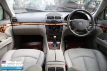 2006 MERCEDES-BENZ E-CLASS Mercedes Benz E200 K 1.8 AVANTGARDE ELECT/SEAT CKD