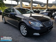 2009 LEXUS LS460 L (A) CBU , With Nice Number