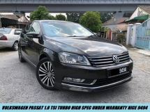 2014 VOLKSWAGEN PASSAT 1.8 TSI Turbo Under Warranty Nice Plate 9494  One Owner
