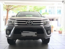 2017 TOYOTA HILUX DOUBLE CAB 3.0G (AT)