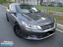 2014 HONDA ACCORD 2.4 VTI-L full honda service record