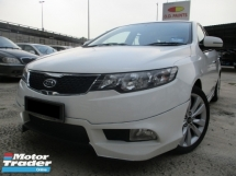 2011 NAZA FORTE 1.6 Full Spec Leather Seat