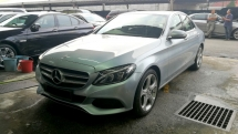 2016 MERCEDES-BENZ C-CLASS C200 CGI BLUE EFFICIENCY AVANTGARDE
