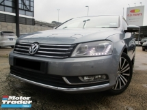 2012 VOLKSWAGEN PASSAT 1.8 TSI Under Warranty