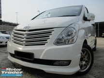 2009 HYUNDAI STAREX 2.5 Royale Diesel Full Spec