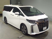 2018 TOYOTA ALPHARD S C Edition New Facelift PRE-ORDER LOWEST PRICE OFFER