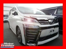 2018 TOYOTA VELLFIRE 2.5ZG - NEW FACELIFT - JAPAN UNREG - BOOK NOW BEFORE SOLD OUT...