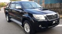 2014 TOYOTA HILUX DOUBLE CAB 3.0G (AT) TIP TOP CONDITION