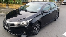 2015 TOYOTA ALTIS 2.0V spec car king condition