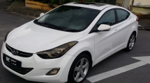 2012 HYUNDAI ELANTRA 1.8 (A)  Premium Hight spec