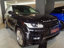 2015 LAND ROVER RANGE ROVER Range Rover Sports 5.0 Autobiography V8
