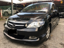 2007 HONDA CITY 1.5 FACELIFT (A) MUGEN BODYKIT