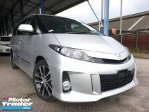 2015 TOYOTA ESTIMA 2.4 AERAS PREMIUM NEW STOCK ARRIVAL FOR CRAZY SALES