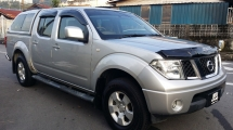 2010 NISSAN NAVARA 2.5L 4X4 SE Pick-up tip top condition