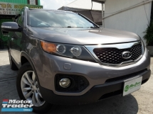 2011 KIA SORENTO SUV HIGH SPEC SUNROOF