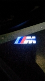 BMW F10 F30 E60 LED Projector Logo Door Light x2 Exterior & Body Parts > Lighting