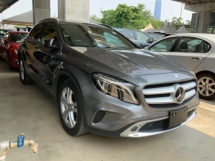 2017 MERCEDES-BENZ GLA 180 1.6 back camera precrash system power boot unregistered