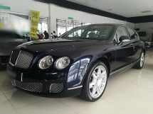 2008 BENTLEY CONTINENTAL FLYING SPUR MULLINER SPEED 6.0 W12 TWIN TURBO FACELIFTED