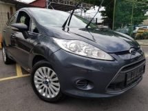2013 FORD FIESTA 1.6L (A) 100% Original Condition Perfect Original Paint Low Mileage