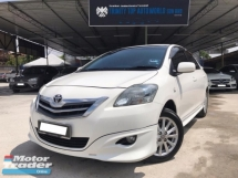 2012 TOYOTA VIOS 1.5 FULL BODYKIT, FREE WARRANTY, HOT PROMOTION NOW