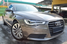 2014 AUDI A6  2.0 HYBRID (A) 55K KM FULL SERVICE RECORD BOSE POWER BOOT FULL SPEC
