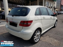 2011 MERCEDES-BENZ B-CLASS B180 (A) Imported New