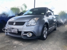 2012 SUZUKI SWIFT 1.5AT SPORT LIMITED