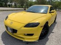2004 MAZDA RX-8 1.3 TYPE S (M)