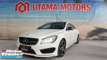 2016 MERCEDES-BENZ CLA 250 AMG PANORAMIC ROOF AMG INTERIOR PROMOTION