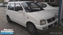 1999 PERODUA KANCIL L2 turbo