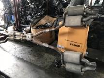 Bmw E60 M5 exhaust original complete  Exterior & Body Parts