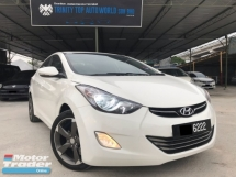 2014 HYUNDAI ELANTRA 1.8 PREMIUM FULL SPEC - NEW FACELIFT - SUNROOF - LEATHER SEAT - NICE PLATE - WELL CARE - HOT DEAL PROMOTION - BEST BUY