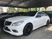 2010 MERCEDES-BENZ E-CLASS E250 W207 AMG SPORT COUPE PANORAMIC ROOF FULL SPEC 2010 2016 FREE 1 YR WARRANTY
