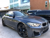 2015 BMW M4 3.0 M-Sport - HARMAN KARDON SOUND SYSTEM - PUSH START - PARKING SENSORS - 425 HORSEPOWER