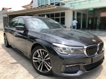 2017 BMW 7 SERIES 740Li MSport (3.0L Twin Turbo - AIR-MATIC - DIGITAL METER - REVERSE CAMERA - POWER BOOT