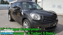 2016 MINI Cooper Countryman 1.6 (A) 60 Anniversary Edition All Part Keep In Excellent Condition No Repair Need Free Warranty Worth Buy