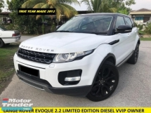 2012 LAND ROVER RANGE ROVER DIESELI LIMITED EDITION DIESEL ONE LADY OWNER LIKE NEW ORIGINAL PAINT WEEKEND USED ONLY